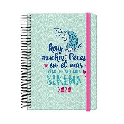 Wholesaler of Agenda 2020 Enjoy Sirena día página 12.5x18cm