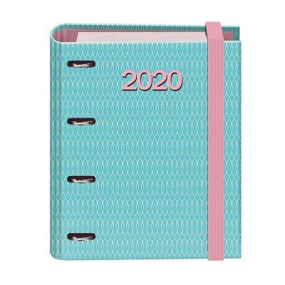 Wholesaler of Agenda 2020 Waves día página 15.5x21cm