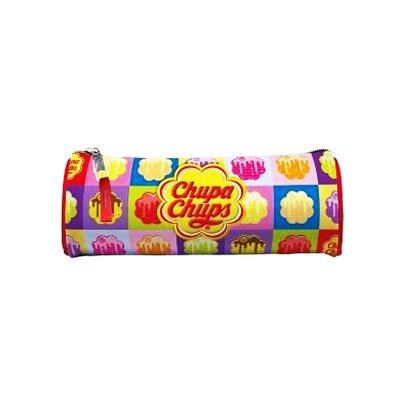Estuche cilíndrico Chupa Chups 20cm