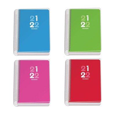 Wholesaler of Agenda escolar A6 Bluebox Día Página 2021-2022