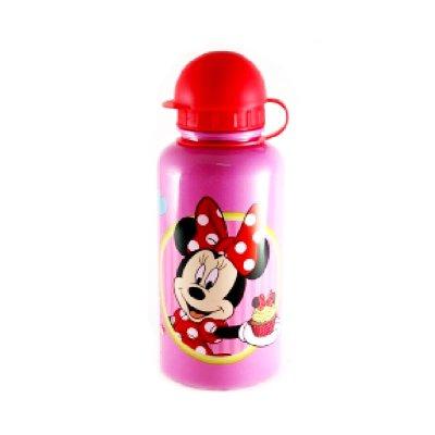 Botella plástico 500ml Minnie Mouse