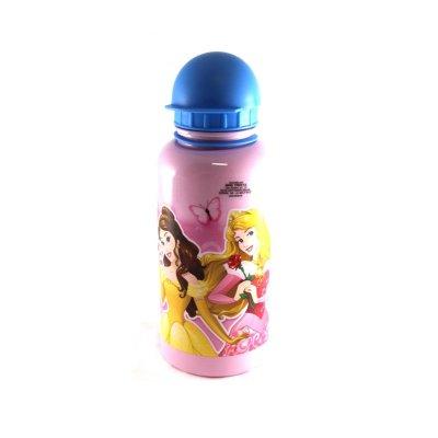 Botella plástico 500ml Princesas Disney