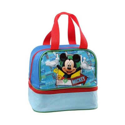 Bolsito portameriendas Mickey Mouse Travel