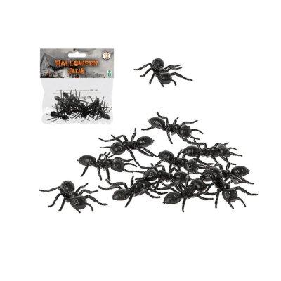 Hormigas de plástico Halloween