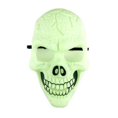 Wholesaler of Máscara adulto calavera fluorescente Halloween