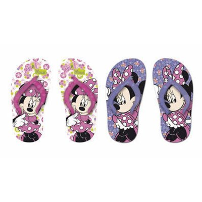 Chanclas Minnie Mouse Disney tallas surtidas 26-35
