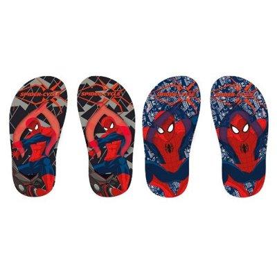 Chanclas Spiderman Spider-Cycle 2 modelos tallas surtidas 26-35