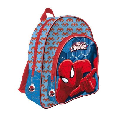 Wholesaler of Mochila 41cm con dos cremalleras Ultimate Spiderman