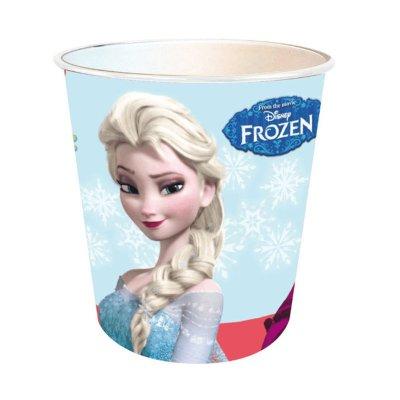 Papelera plástico Frozen Disney 19cm