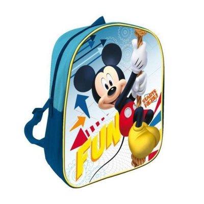 Mochila infantil Mickey Fun