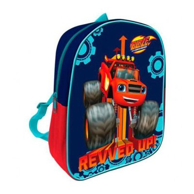 Mochila básica 28cm Blaze and the Monster Machines