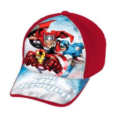 Gorra algodón Avengers 52cm
