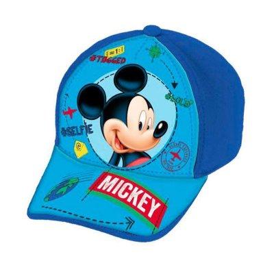 Gorra algodón Mickey 52cm