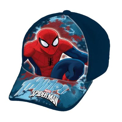 Gorra algodón Spiderman 52cm