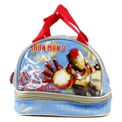 Bolsito portameriendas Iron Man 3 con base térmica