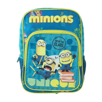 Mochila 35cm Minions Unique Top of the Class