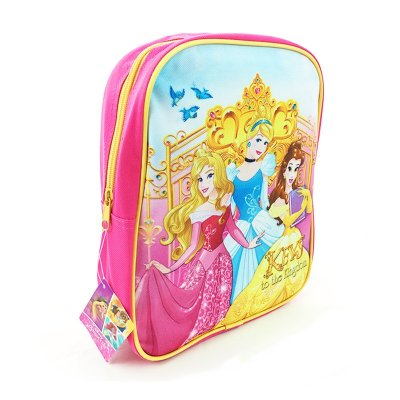 Wholesaler of Mochila sencilla 28cm Princesas Disney