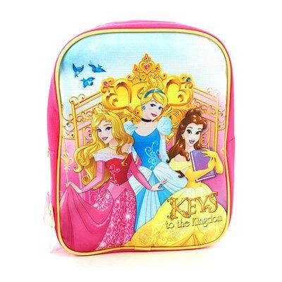 Mochila sencilla 35cm Princesas Disney