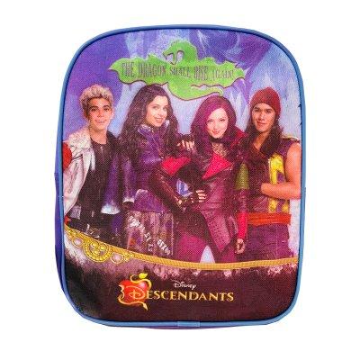 Mochila pequeña Los Descendientes Disney (Descendants)