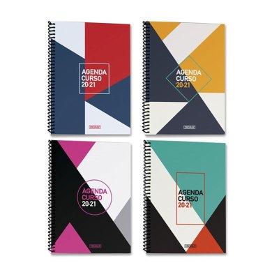 Agenda Escolar 2020/2021 Geo 15,4x21,3cm