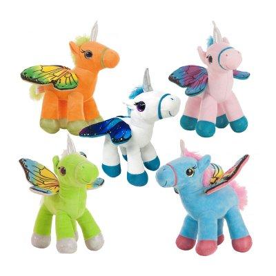Peluche Unicornios c/alas