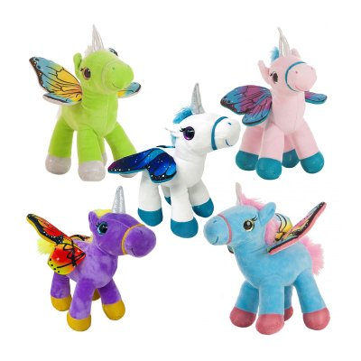 Peluche Unicornios Arcoiris