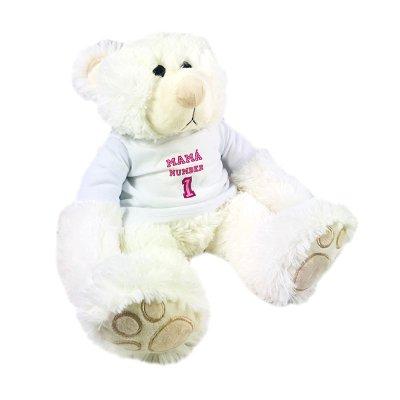 Peluche oso Dia de Madre Numero 1 44cm