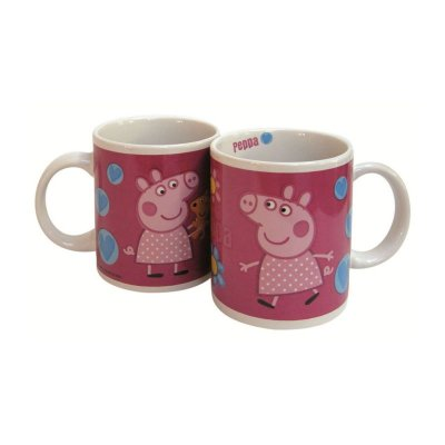 Wholesaler of Taza cerámica 320ml Peppa Pig