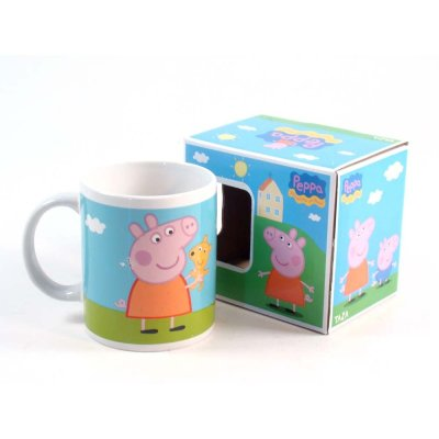 Wholesaler of Peppa Pig ceramic mug 320ml 11oz