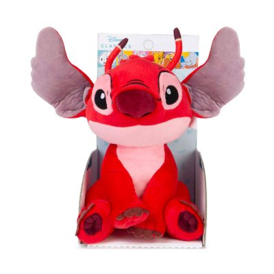 Peluche Leroy Lilo & Stitch Disney c/expositor 30cm