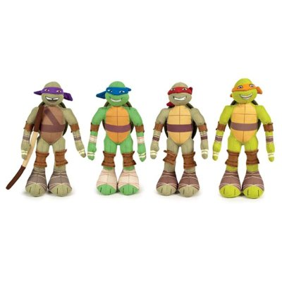 Peluches Tortugas Ninja TMNT 47cm