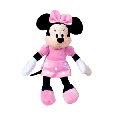 Wholesaler of Peluche Minnie Mouse soft 20cm 7""