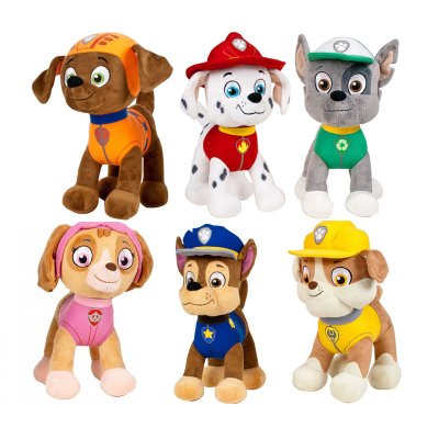 Wholesaler of Peluches Paw Patrol 20cm