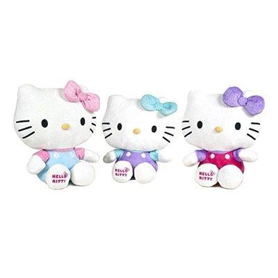 """Peluches Hello Kitty Shiny Ribbons 24cm 9"""""""
