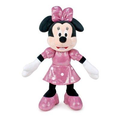 """Wholesaler of Peluche Sparkle Minnie Mouse 30cm 11"""""""