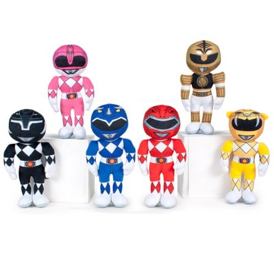 Wholesaler of Peluches Mighty Morphin Power Rangers 20cm 8""