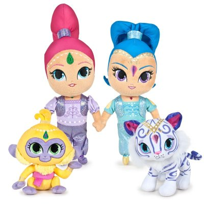 Peluches Shimmer and Shine 24cm-38cm