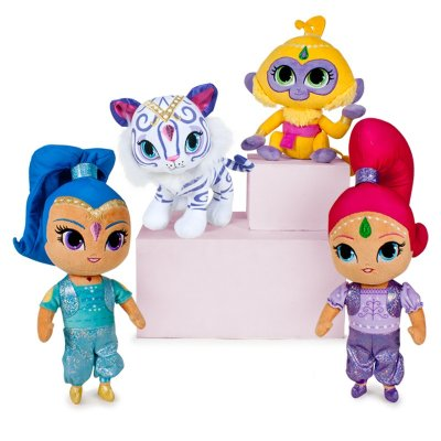 Peluches Shimmer and Shine 19cm-26cm