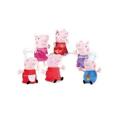 Peluches Peppa Pig 18cm