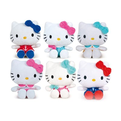 Peluches Hello Kitty Summer 12cm