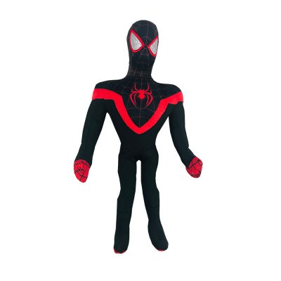 Peluche Black Spiderman Marvel 35cm