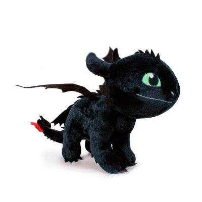 Peluche Desdentado Como Entrenar a tu Dragón 3 40cm