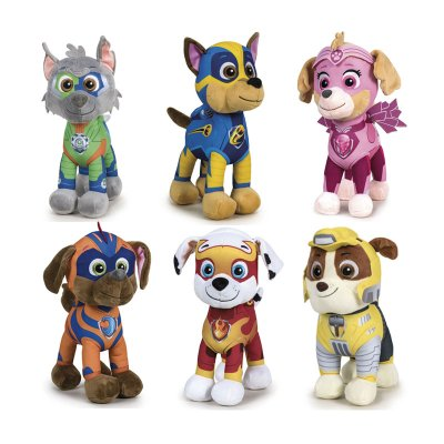 Peluches Paw Patrol Mighty Pups 27cm