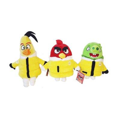 Wholesaler of Peluches c/abrigos Angry Birds 2 30cm