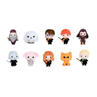 Peluche personajes Harry Potter 23cm