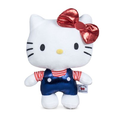 Peluches Hello Kitty 45th Anniversary
