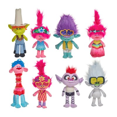 Peluche Trolls 2 World Tour 17cm