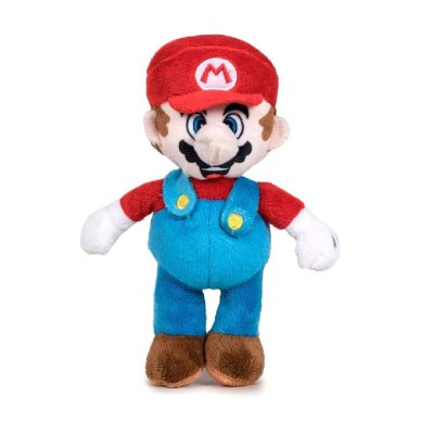Peluche Super Mario Bros 20cm