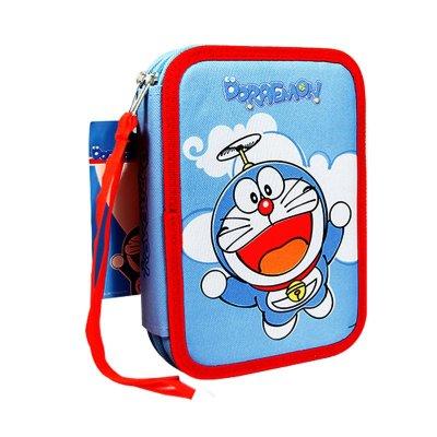 Plumier doble Doraemon