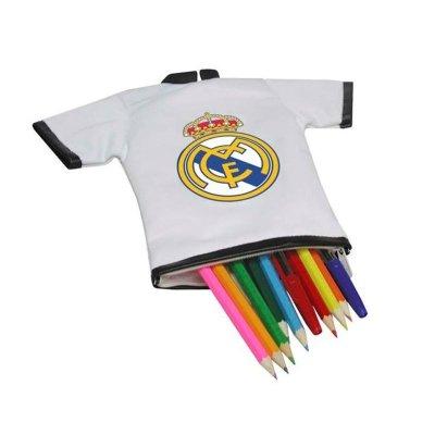 Estuche portatodo Real Madrid F.C